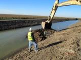 Canal work