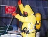 Inspecting Hazardous Materials