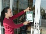 Restaurant Inspector Grants a Green Pass