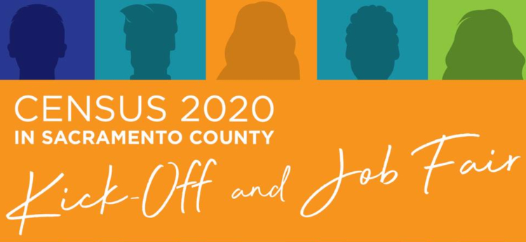 Census 2020 Kick Off Event Header Image
