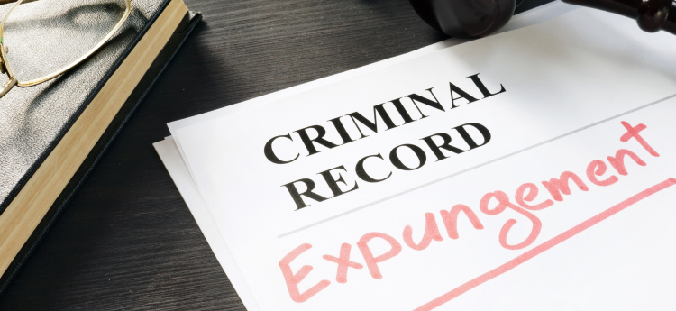 Criminal Record Expunging