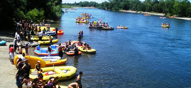 American River Parkway Alcohol Restriction 6/24-25